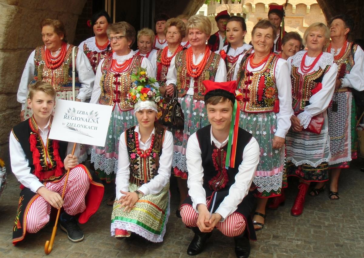 krakowski stroj ludowy