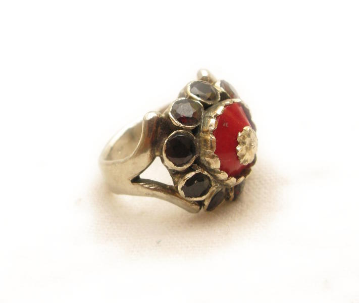 pierścionek z Zielonek