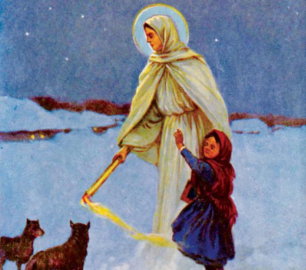matka boza gromniczna