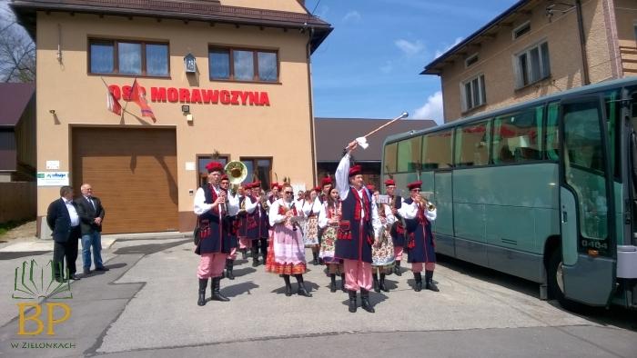 OSP Morawczyna 1 V 2016 r. Zielonki (11)