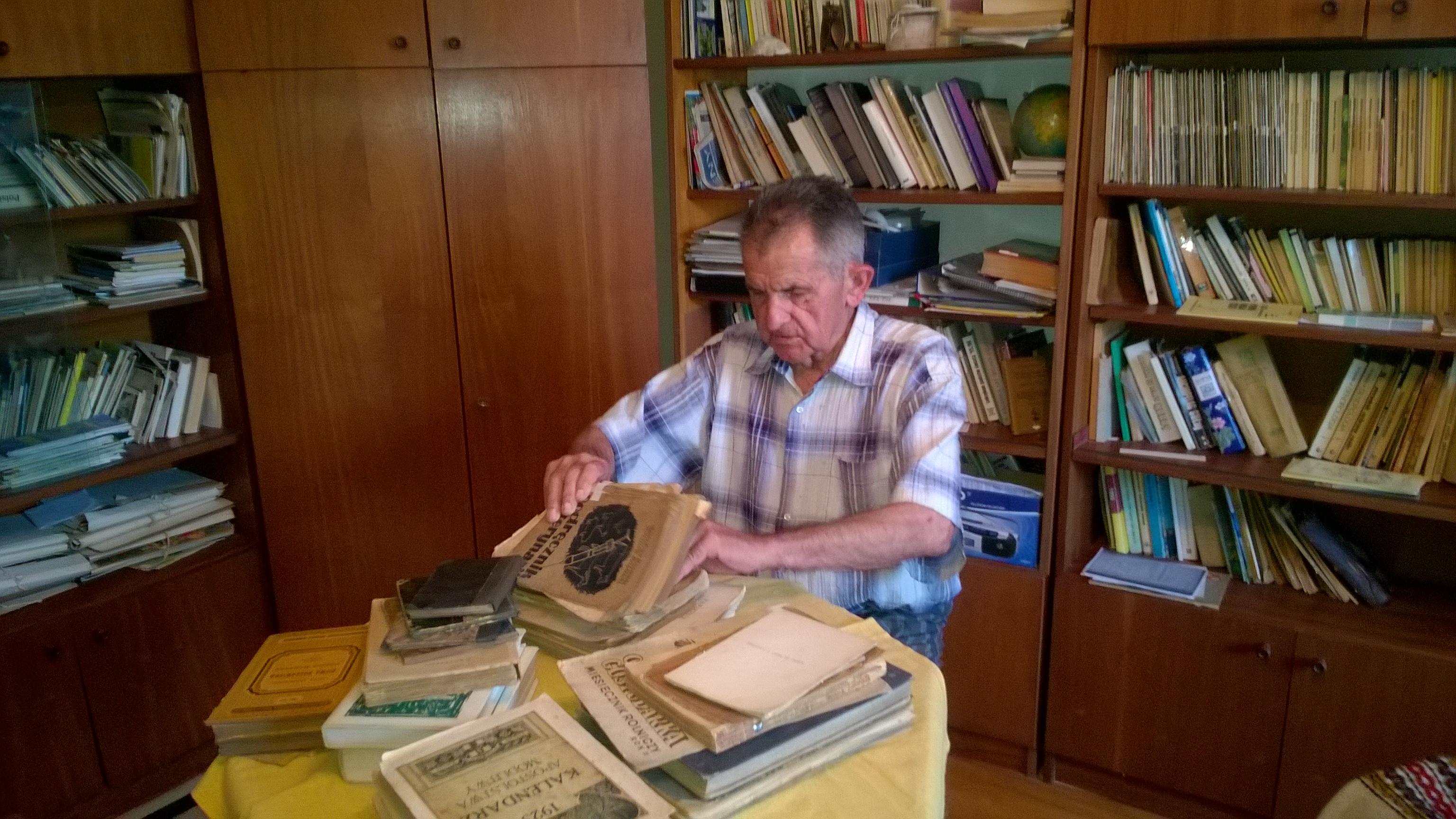 Marian Jeleń ur.1931r. Węgrzce Izba RegionalnaZielonki (3)