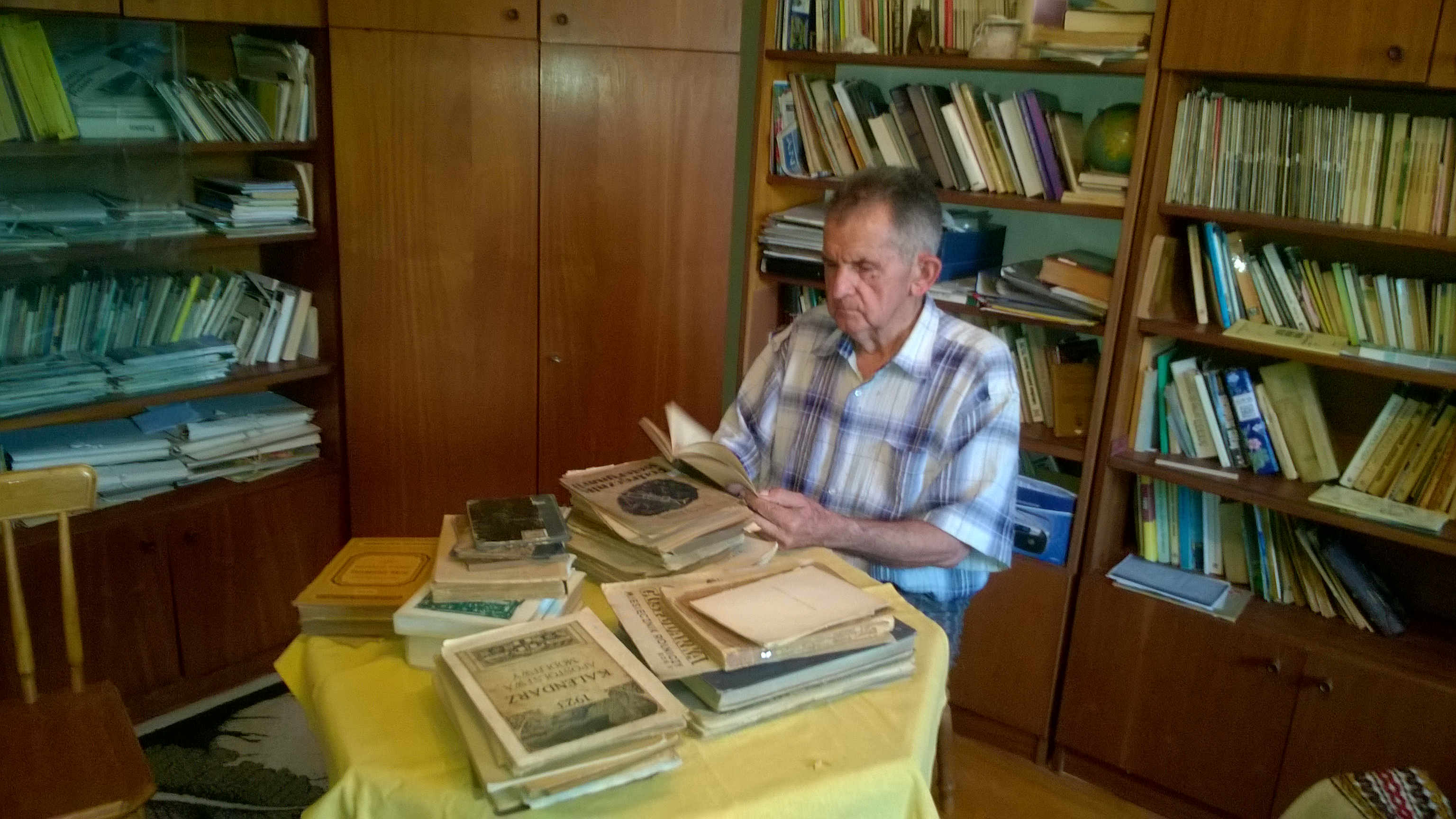 Marian Jeleń ur.1931r. Węgrzce Izba RegionalnaZielonki (5)