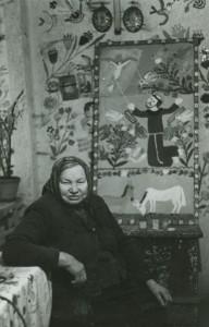 K._Gawłowa_w_domu_wł._Muzeum_Etnograficzne_w_Krakowie_III
